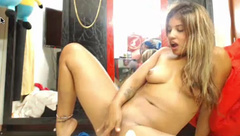 sofiasexhot riding dildo