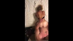 Real Homemade! Lunch Time Quickie with Wifes Young Teen Sister!