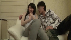Jav young singer meets boss after work
