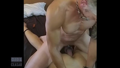Intense Oral/Rimming Results in Hardcore Anal and EXPLOSIVE Male Orgasm
