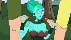 RICK AND MORTY - A WAY BACK HOME GAMEPLAY PART 12 BY LOVESKYSAN