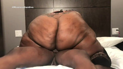You cant help but Bust A Nut when I Sit this Big Black Ass on you and RiDE!