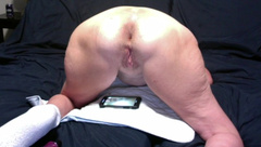 Hot MILF gets her Ass Trained Doggy Big Butt Mature Granny GILF 60 Year old