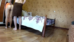 Anal Sex Mom and Stepson. Mother Asks her Stepson to Fuck her in the Ass.