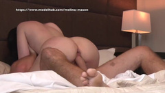 Manuel gives Melina Mason 5 Orgasms in under 5 Minutes