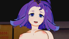Pokemon - Adult Acerola 3D Hentai