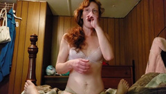 Redhead Friend Hookup tries to get me to Cum Full Video first Time together