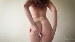 Redhead Teen with Perfect Ass has Passionate Sex in 4K - NoemiAna