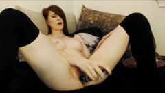 Miss_MoonMoon - Glass Toy Fuck in private premium video