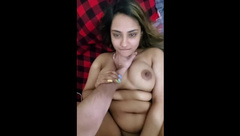 TINDER DATE CUMS MULTIPLE TIMES ON HARD RAW DICK