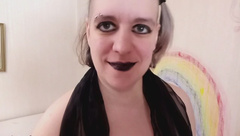 Goth Girlfriend wants to Fuck