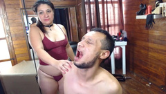 Slave Boy is Tortured, Fucked, and Eat his Semen