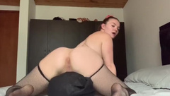 Humping a Pillow until I Cum! Emily Rose Fucking a Pillow