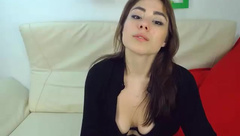 paolaromano has two dirty wild orgasms in private premium video 2016-09-11