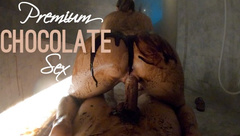 WE MADE a MESS - HOT CHOCOLATE SEX IN a PUBLIC WELLNESS SPA-MAGICMINTCOUPLE