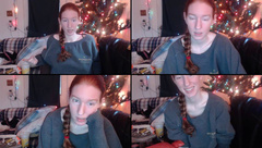 Gingermermaid webcam show 2016-12-31 002614