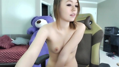 anabelleleigh, paddle, spanking, teen, naked, small tit