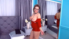ClaraGarner Striptease
