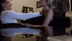Cheating Girlfriend gives another Amazing Blowjob (Hidden Camera)
