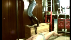 Bad Choice VINTAGE Trampling - Trampling and Jumps in Boots