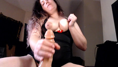 HAIRY MOMMY PISSES ON YOUR DICK THEN SUCKS IT TO MAKE YOU FEEL BETTER