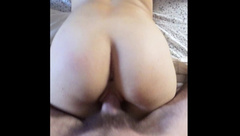 Airbnb Host Rides and Fucks Visitor Hard before Leaving +REVERSE COWGIRL