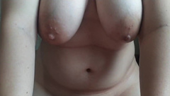 Fat Virgin Boy first Time Sex! Lost his Virginity and Creampie a Stepsister