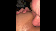 She Wanted me to Eat her Ass, Facefuck her and Give her a Juicy Creampie