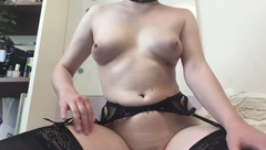 Sweet JOI in Lingerie- Cum with Me!