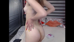 JussyJuly full naked (no doggy or clear pussy view)