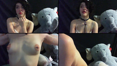 Cuddlychaos webcam show 2017-01-21 073629