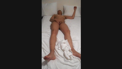 Rubbing my pussy till I Squirt - Nicole Sky
