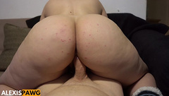Juicy Thick Ass PAWG Fat Pussy is too Tight!