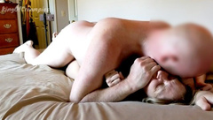 """""""hold still and take that Cock!"""" I Hold her down and keep her Quiet for a Creampie Deep in her Pussy"""