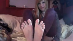 FeistyFeet Chelsea - Just Being Playful