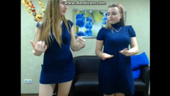 jess and vanesa non-nude silly dancing