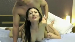 Chinese Babe Fucked - more at exquisitecamgirls.com