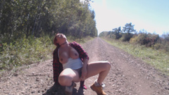 Hannah_Canada Dirt Road Slut