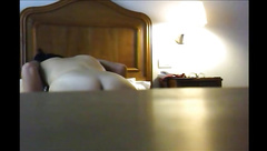 wife italian in an hotel room hot