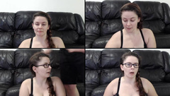 Candypuff toy slides in and out of her pussy,listen to the noises it makes,so damn wet in webcam show 2017-04-15 025901