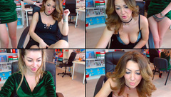 Eveavee pussy lips galour in free webcam show 2017-05-04 204527