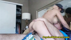 Amateur Couple Sex Tape and Voyeur