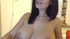Thick Babe Teasing - more at exquisitecamgirls.com