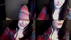 April37 came twice oh her goodness and was made to feel like a horny slutty lady in webcam show 2017-04-21 134415