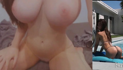 KATEELIFE Naked Group Show
