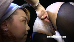 Fucked by kimberly chi pussy eaters