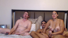 hot foursome show on chaturbate