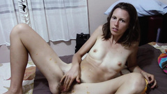 Rain Florence - Papaya Masturbation