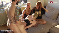 My Dirty Hobby - Dirty-Tina teaching the lil babes