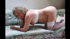 Slide show - ILoveGrannY Showing Huge Boobs Photo Collection